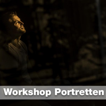 workshop portretfotografie