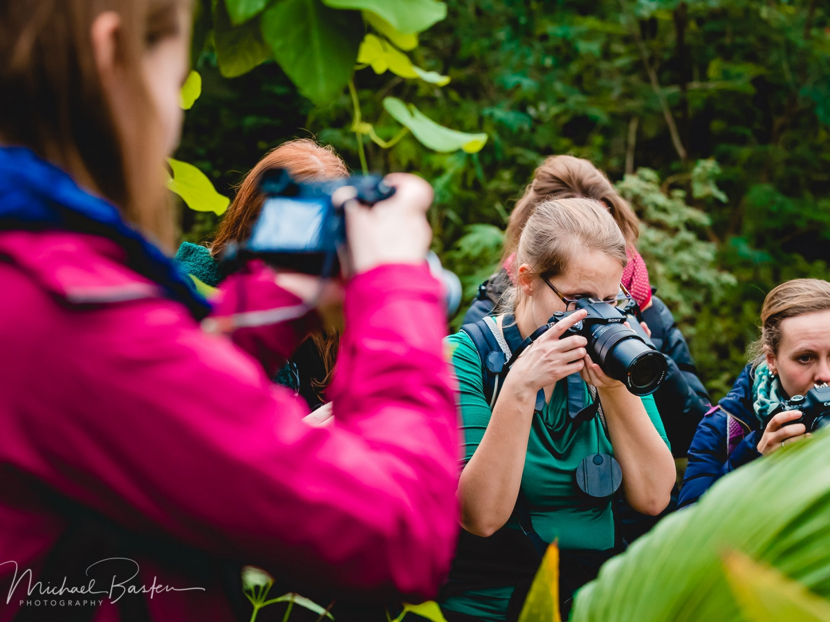 Fotocursus Burgers Zoo